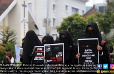 Jerman Barat Resmi Larang Guru dan Murid Pakai Cadar - JPNN.com