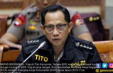 Jelang Nataru, Kapolri Instruksikan Tumpas Bandit Jalanan - JPNN.com