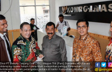Jamin Penanggulangan Penahanan Soenarko, Panglima TNI dan Luhut Dipuji - JPNN.com