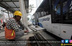 Konon 4 Halte Transjakarta Korban Rusuh Demo Akan Dimodernkan, Begini Konsepnya - JPNN.com