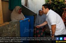 Charles PDIP Ingatkan Prabowo Bakal Rugi Jika Tempuh Jalur di Luar Konstitusi - JPNN.com
