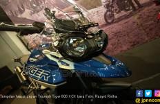 2019, Motor Triumph Bisa Terkoneksi ke Kamera GoPro - JPNN.com