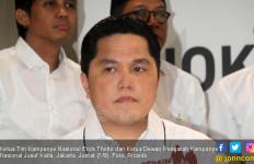 Dekat dengan Sandiaga, Kubu Jokowi Yakin Erick Profesional - JPNN.com