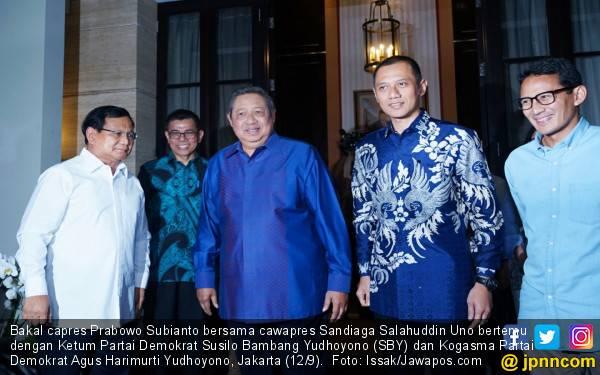 Prabowo Serang Presiden Sebelumnya, Anak SBY Bilang Begini - JPNN.com