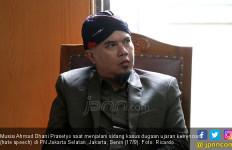 Ahmad Dhani Pusing Dengar Penjelasan Saksi Ahli Pidana - JPNN.com