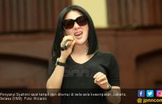 Rutin Latihan Jelang Konser, Syahrini: Tidak Boleh Dimanja - JPNN.com