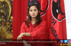 Jokowi Dilantik, Kirana Larasati: Bawa Kami Menuju Indonesia yang Lebih Baik - JPNN.com