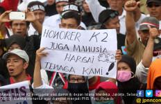 Berharap Gaji Jutaan, Reni Honorer K2 Sempat Ingin jadi TKW - JPNN.com