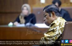 Majelis Hakim Mau Mencoblos, Pembacaan Vonis Idrus Marham Ditunda - JPNN.com