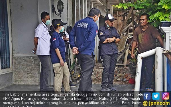 Kesaksian Penjual Bubur di Sekitar Rumah Agus Rahardjo - JPNN.com