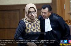 Terbukti Terima Suap Miliaran, Eni Saragih Diganjar 6 Tahun Penjara - JPNN.com
