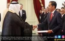 Dubes LBBP Arab Saudi Esam A. Abid Althagafi - JPNN.com