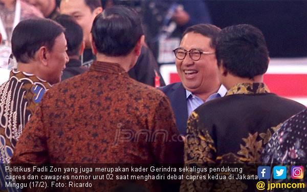 Prabowo Salahkan Presiden Sebelumnya, Fadli Zon: Bukan Begitu Maksudnya - JPNN.com