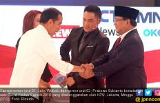Survei Charta Politika: Jokowi - Ma'ruf 53,6 Persen vs Prabowo - Sandi 35,4 Persen - JPNN.com