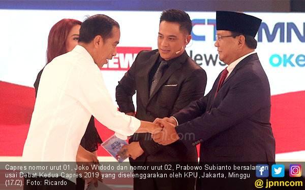 Timses Prabowo - Sandi Hanya Modal Gertak dan Hoaks, Jarang Bergerak - JPNN.com