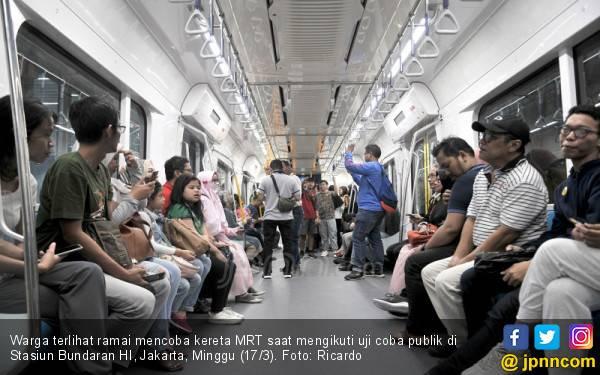 Anies Keberatan Tarif MRT Jakarta Rp 8.500 - JPNN.com