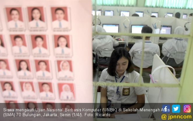 PGRI Ungkap Hasil Survei Pendapat Guru tentang UN
