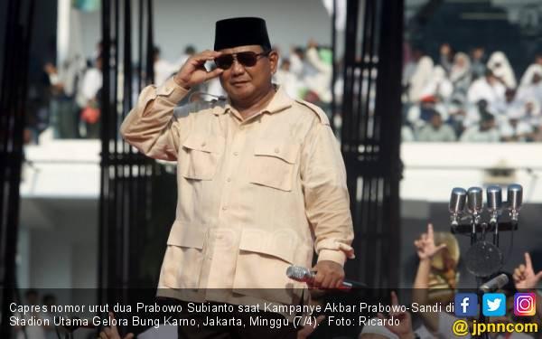 Di Lampung Jokowi Menang Tebal, di Malut Prabowo Unggul Tipis - JPNN.com