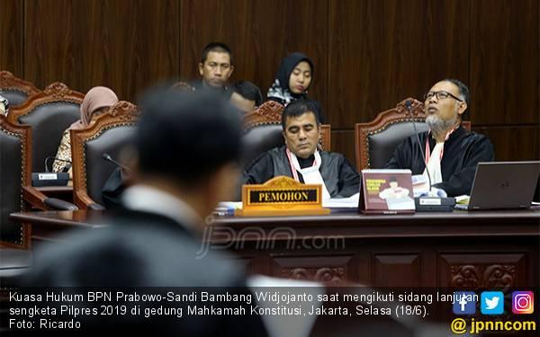Hermansyah Saksi Kubu Prabowo Bercerita Pernah Dibacok, Ada Hubungannya dengan Pemilu? - JPNN.com