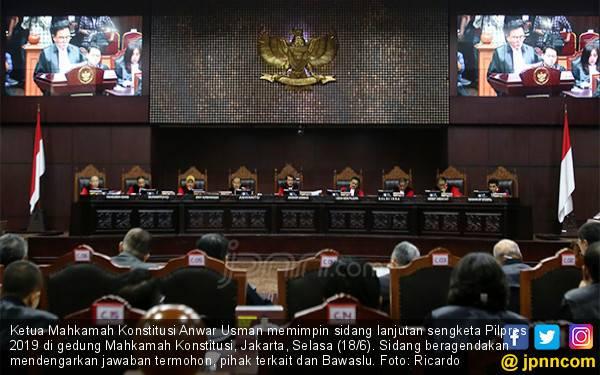 Penasihat Fadli Zon Bersaksi di Sidang Sengketa Pilpres 2019 - JPNN.com