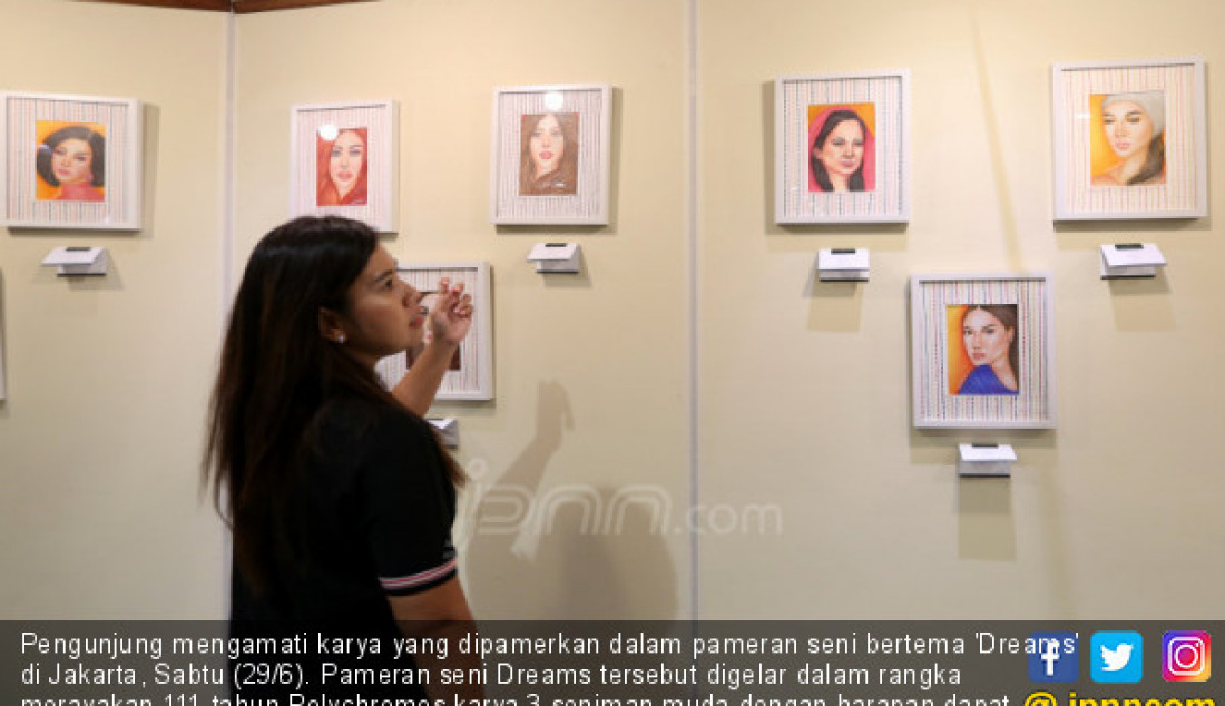 Pameran Seni Dreams Faber Castell - JPNN.com