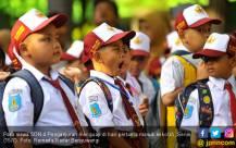 Hari Pertama Masuk Sekolah - JPNN.com