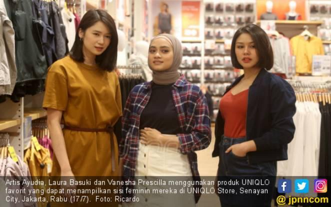 FEMININE IS IN - UNIQLO Fall/Winter 2019
