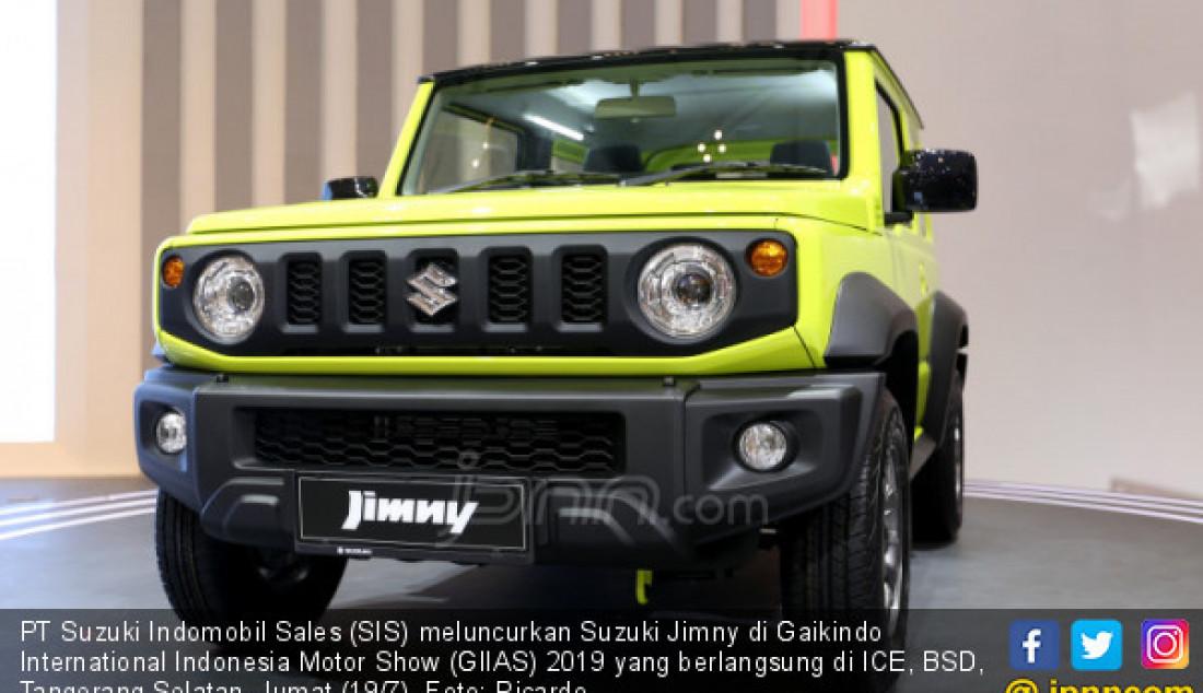 Suzuki Jimmy - JPNN.com
