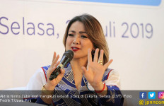 Nirina Zubir Pernah Di-Bully Gegara Gigi - JPNN.com