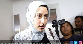 Fairuz Pingsan Usai Dicecar soal Organ Intim di Sidang Kasus Ikan Asin