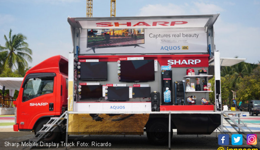 Sharp Indonesia Luncurkan Sharp 50 Years Mobile - JPNN.com
