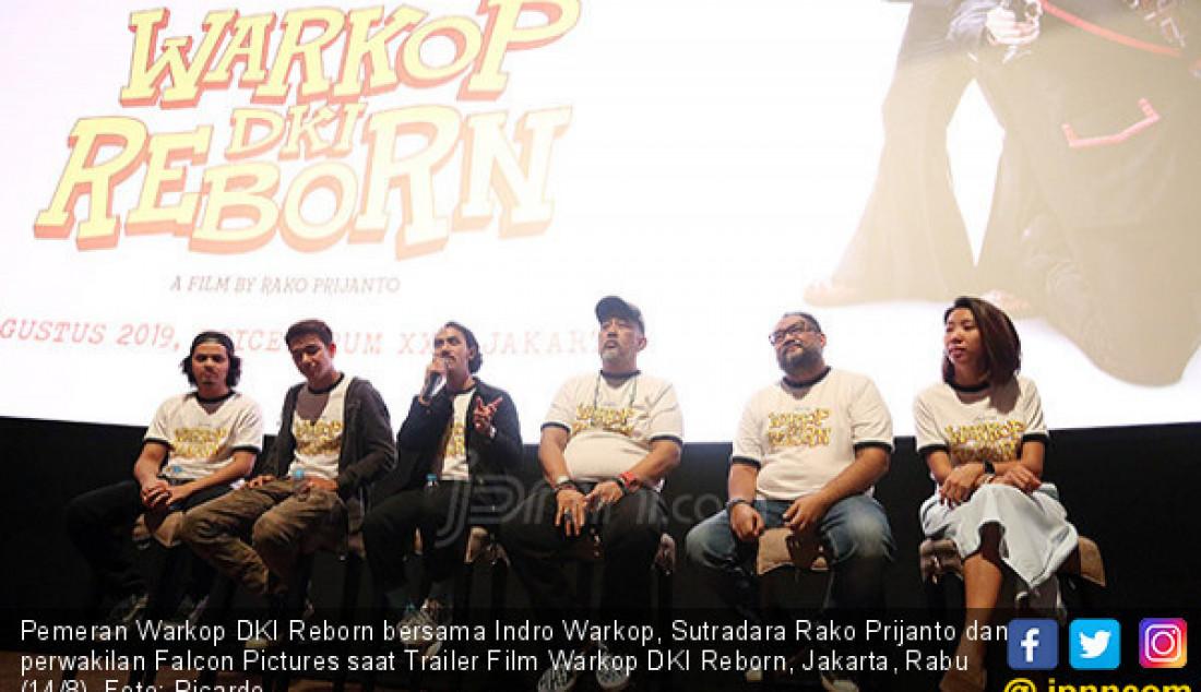 Trailer Film Warkop DKI Reborn - JPNN.com