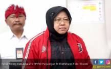Ketua Bidang Kebudayaan DPP PDI Perjuangan Tri Rismaharini - JPNN.com