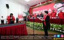 Pelantikan Tri Rismaharini Sebagai Ketua Bidang Kebudayaan DPP PDI Perjuangan - JPNN.com
