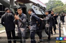 Warning dari Danpaspampres untuk Penunggang Moge Ugal-Ugalan di Sekitar Istana Presiden - JPNN.com