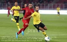 Putaran Kedua, Indonesia Kalah Atas Malaysia - JPNN.com