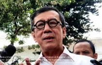 Menkumham Temui Jokowi Terkait Draf Revisi UU KPK - JPNN.com