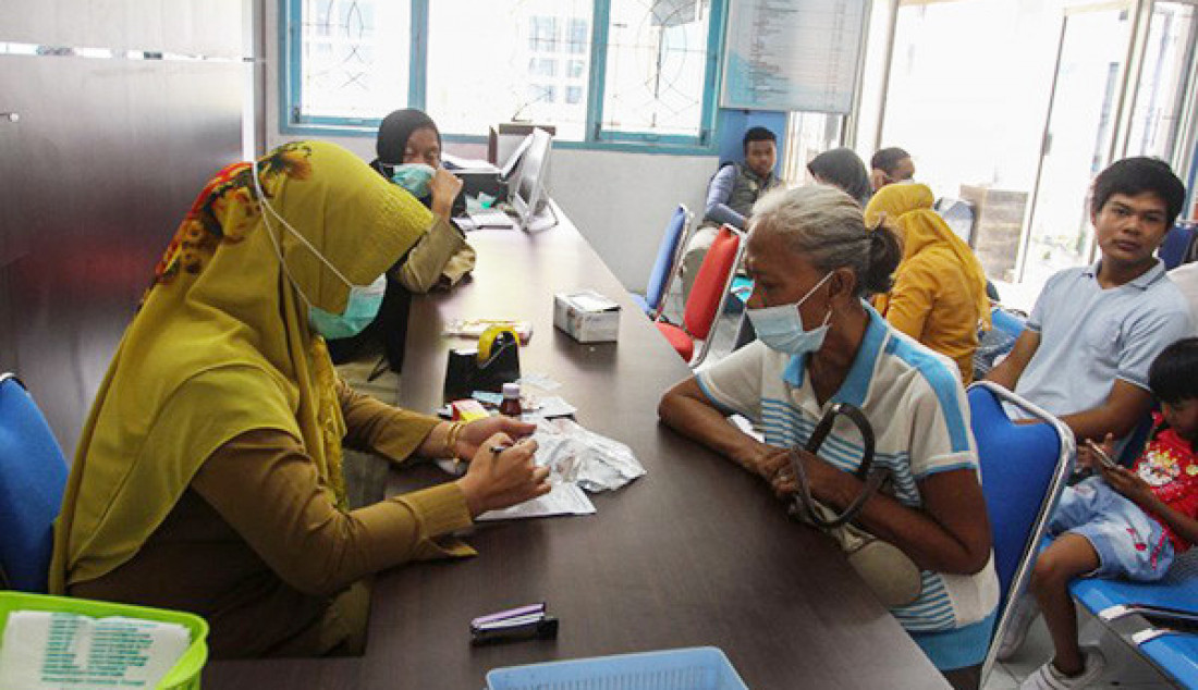 Warga Riau Alami Iritasi Kulit dan Mata - JPNN.com
