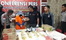 Berulang Kali Selundupkan Sabu, Mahasiswa Diciduk - JPNN.com