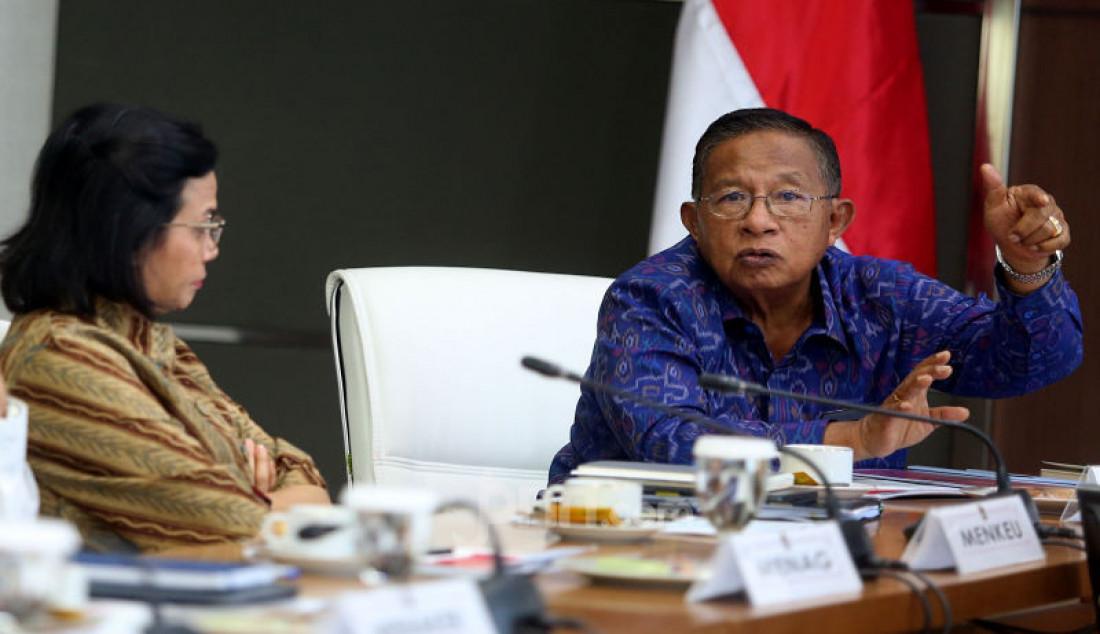 Menko Perekonomian Darmin Nasution - JPNN.com