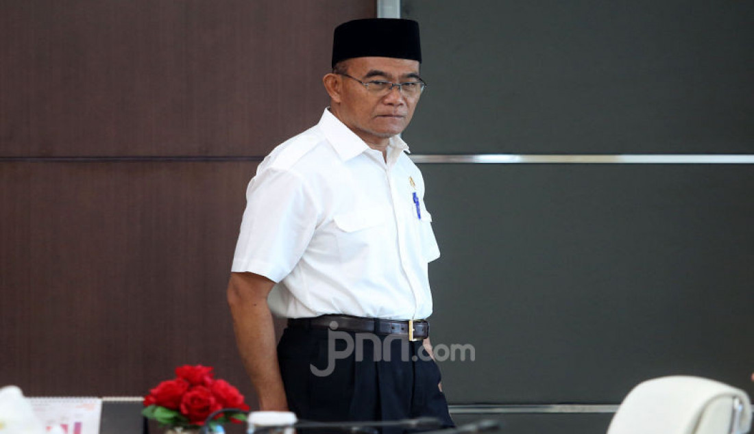 Mendikbud Muhadjir Effendy - JPNN.com