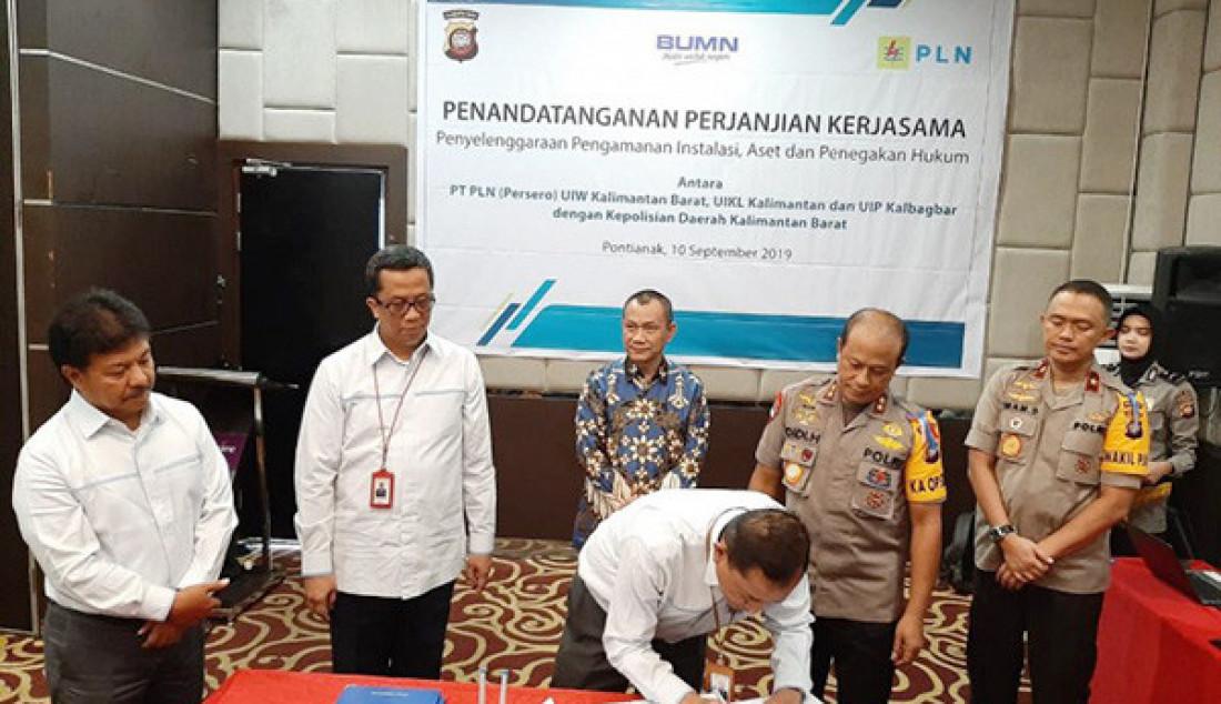 Amankan Aset, PLN Gandeng Polri - JPNN.com