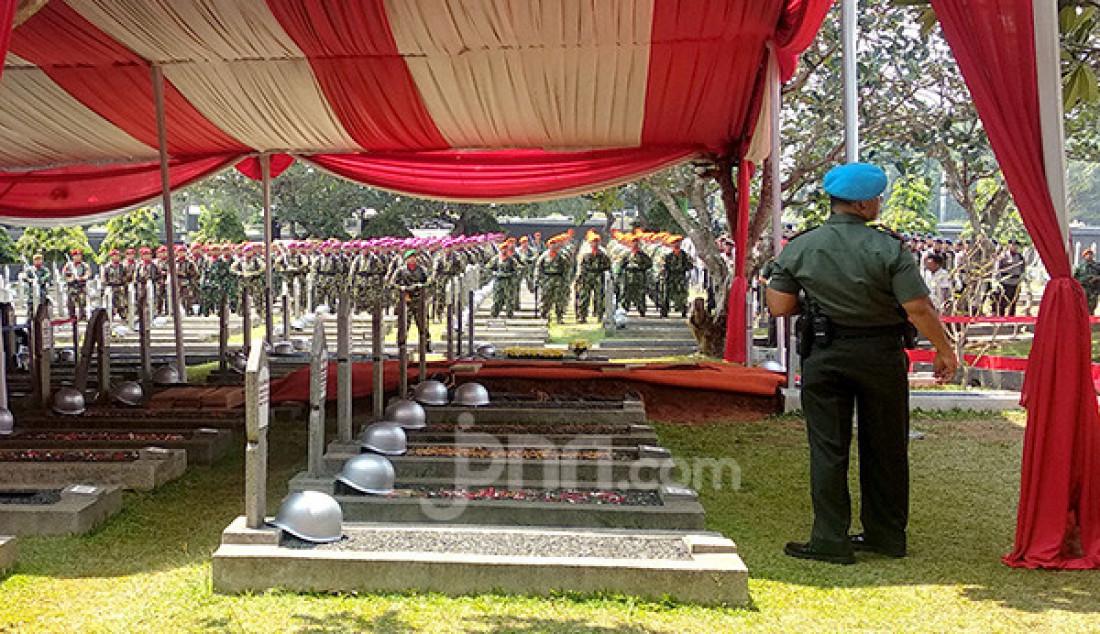 Persiapan Pemakaman Alm. BJ Habibie - JPNN.com