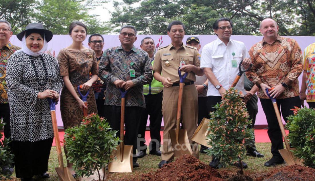 Program Penghijauan Jakarta - JPNN.com