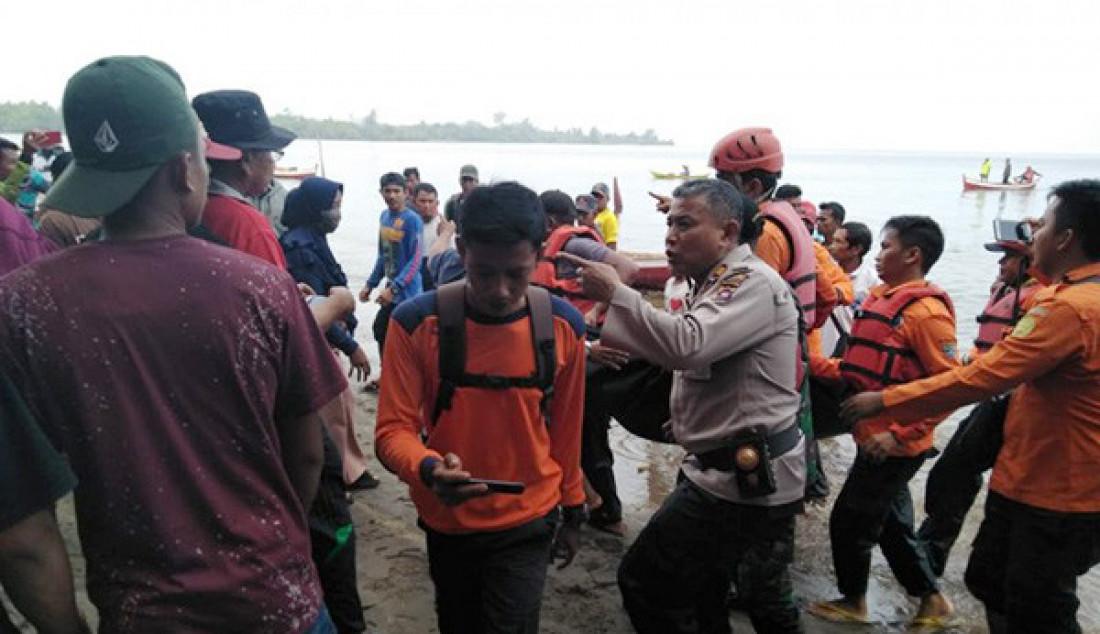 Hilang Tenggelam, Pelajar Ditemukan Sudah Tak Bernyawa - JPNN.com