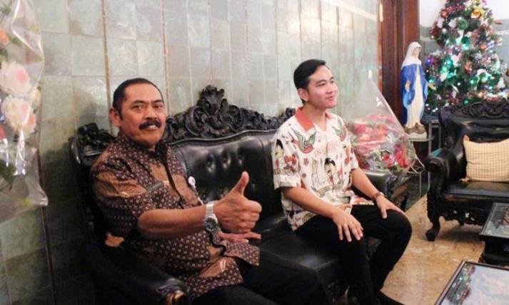 Gibran Rakabuming Temui Wali Kota Surakarta - JPNN.com