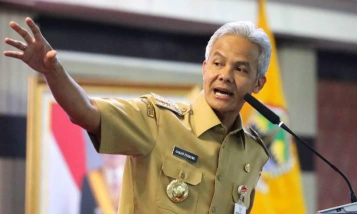 Ganjar Pranowo Kembali Wacanakan Dana Gotong Royong - JPNN.com