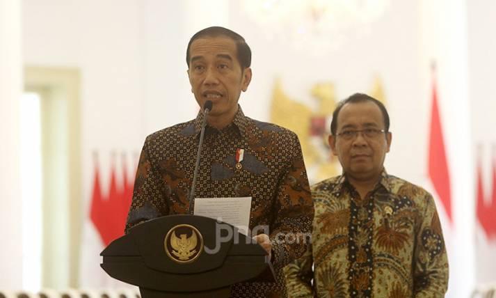 Presiden Joko Widodo Tunda RUU KUHP - JPNN.com