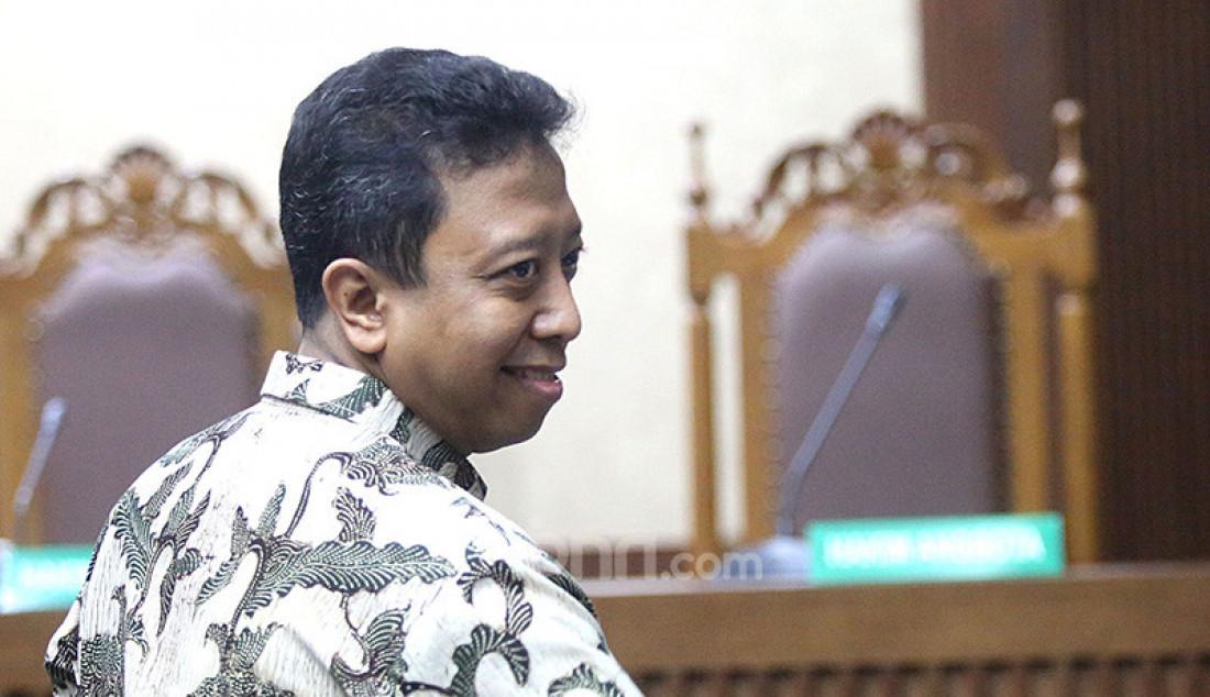 Romahurmuziy Tolak Semua Dakwaan JPU - JPNN.com