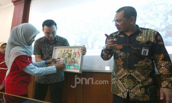 Apresiasi Pemenang Nasional Lomba Faber-Castell Family Art Competitions 2